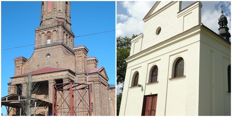 Kościoły gmina Dobra